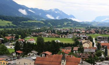 Hotels mit Parkplatz in Radfeld
