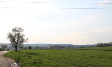 Hotely v destinaci Dolní Dunajovice