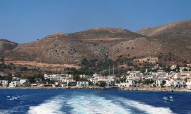 Budget hotels in Livadia