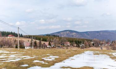 Budget hotels in Klíny
