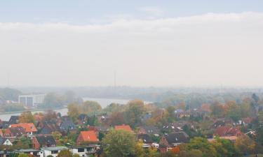 Апартаменты/квартиры в городе Рендсбург