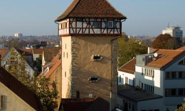 Гостевые дома в Ройтлингене