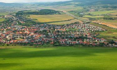 Pensionen in Spišská Nová Ves