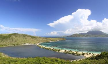 Hotels with Parking in Nevis