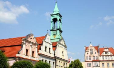 Hotele w mieście Kluczbork