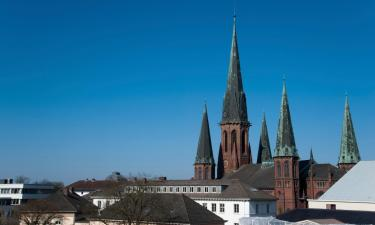 Ferienwohnungen in Oldenburg in Holstein