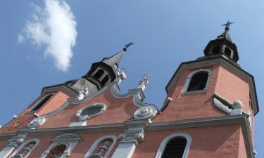 Cheap Hotels in Prüm