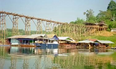 Resorts in Sangkhla Buri
