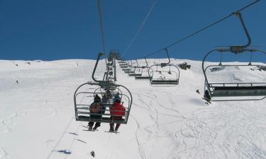 Séjours au ski à Réallon