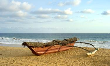 Beach Hotels in Aluthgama