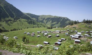 Hotels with Parking in Artvin
