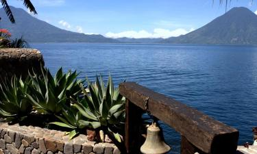 Budget hotels in Santa Cruz La Laguna