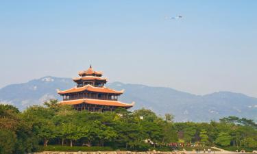 Люксовые отели в городе Цюаньчжоу