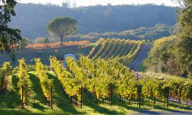 Hotels with Parking in Yountville