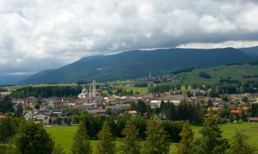 Spa hotels in Asiago