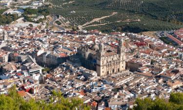 Guest Houses in Jaén