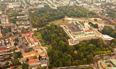Апартаменты/квартиры в Ченстохове