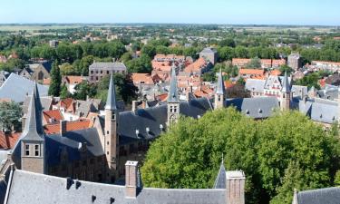 Apartments in Middelburg