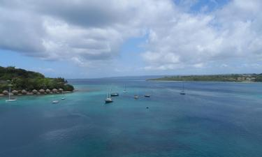 Hotels with Parking in Port Vila