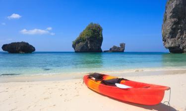 Resorts in Klong Muang Beach