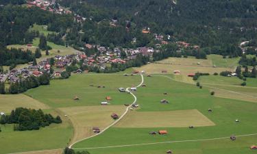 Hotels in Grainau
