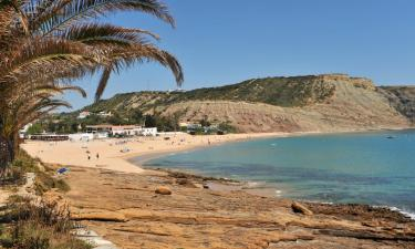 Hotels in Luz