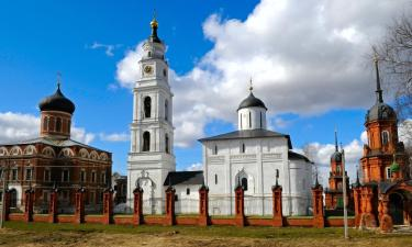 Hotels with Parking in Volokolamsk