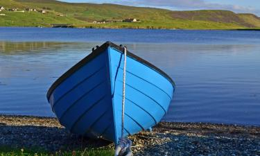 Vacation Rentals in Scalloway