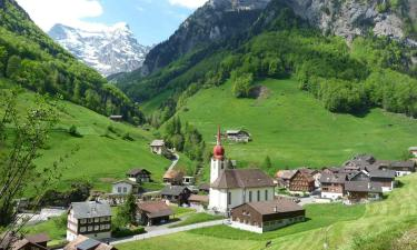 Hotels with Parking in Isenthal