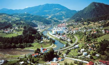 Ferienwohnungen in Laško