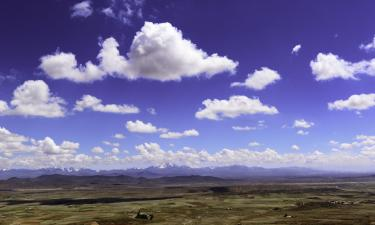 Hostales y pensiones en Tarija
