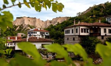 Отели в городе Мелник