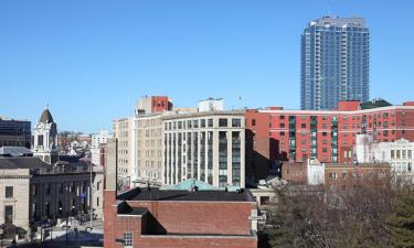 Hotels in Stamford