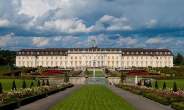 Ferienwohnungen in Ludwigsburg