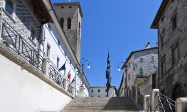 Hotely v destinácii Spoleto