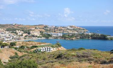 Hotels in Agia Pelagia