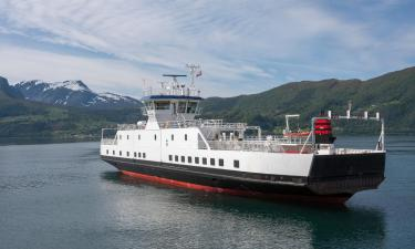 Hotels with Parking in Volda