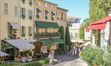 Hotels with Parking in La Roquette-sur-Siagne