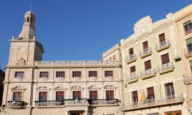 Hotels in Reus
