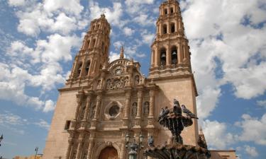 Hôtels à Chihuahua
