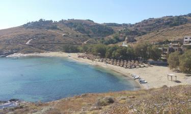 Budget hotels in Koundouros