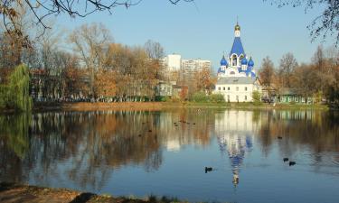 Pet-Friendly Hotels in Korolyov