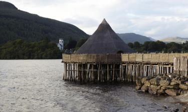 Self-Catering Accommodations in Killin