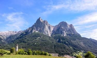 Hoteles spa en Alpe di Siusi