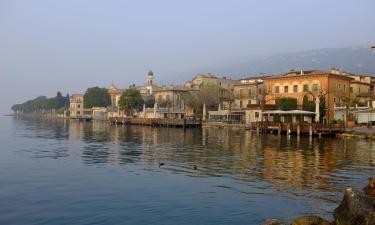 Ferienwohnungen in Torri del Benaco