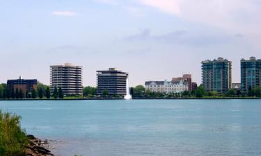 Hotéis em Windsor