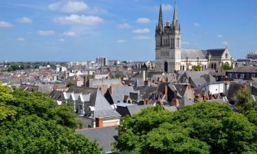 Hôtels à Angers