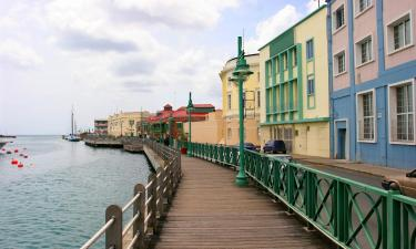 Cheap Hotels in Bridgetown