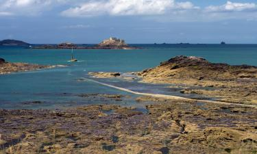 Apartments in Dinard