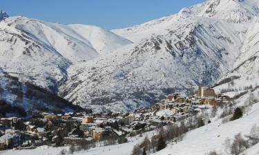 Appartements à Les Deux Alpes